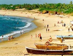 пляжный курорт,Индия