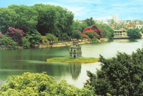 достопримечательности Ханоя, Вьетнам