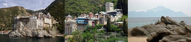 Отдых в Греции в Афоне