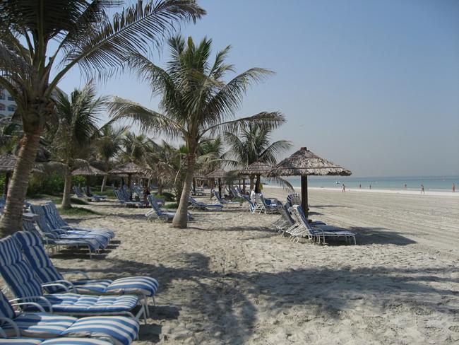 отдых на персидском заливе